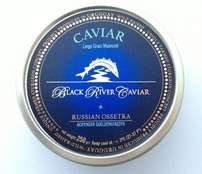 Black River Caviar: Imperial Russian Oscietra Caviar