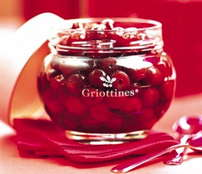 Griottines, Morello Cherries in Liqueur, 11.7 oz