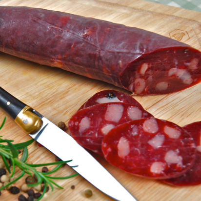 Cured Duck Salami - Saucisson Sec De Canard