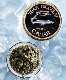 Reserve California Estate Caviar