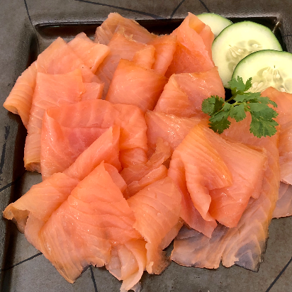 Premium Long Sliced Smoked Salmon